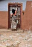 Tribal Culture Stock Photo