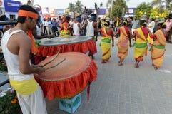 Tribal Dance Stock Photography