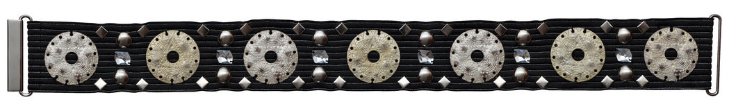 Tribal dancing belt Royalty Free Stock Photo