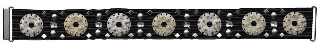 Tribal dancing belt Royalty Free Stock Photo