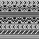 Tribal design pattern Stock Photo