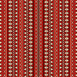 Tribal design seamless pattern Royalty Free Stock Photography