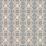 Tribal design, vector geometrical pattern Stock Photo