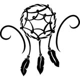 Tribal Dream Catcher Stock Images