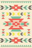 Tribal element in bright colours. Vector Tribal element, ethnic collection, aztec stile, tribal art, tribal design on light background vector illustration