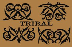 Tribal element design Stock Photos