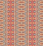 Abstract geometric vintage seamless pattern. Tribal ethnic bohemia fashion abstract indian pattern Royalty Free Stock Image
