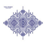 Tribal  ethnic Mexican, African ornament. Stock Photography