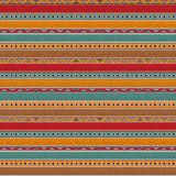 Tribal ethnic pattern Stock Images