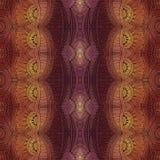 Tribal ethnic seamless pattern Royalty Free Stock Image
