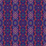 Tribal ethnic seamless pattern Stock Image