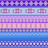 Tribal ethnic seamless pattern. It can be used for cloth, bags, Royalty Free Stock Images