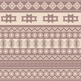 Tribal ethnic seamless pattern. It can be used for cloth, bags, Stock Photos