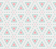 Tribal ethnic seamless pattern.  illustration for Royalty Free Stock Photography