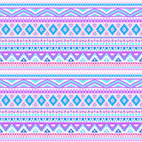 Tribal ethnic seamless stripe pattern. Vector Stock Images