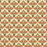 Tribal Face pattern Stock Image