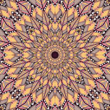 Tribal Feather Artwork / Pattern Royalty Free Stock Photo