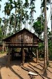 Tribal Hut Royalty Free Stock Photo