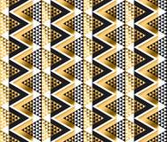 Tribal indio americano de la geometría moderna Foto de archivo