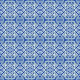 Tribal lace pattern Royalty Free Stock Photo