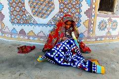 Tribal Lifestyle Royalty Free Stock Photo
