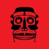 Tribal mask Royalty Free Stock Photos