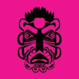 Tribal mask Stock Photo