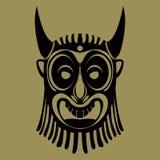 Tribal mask Stock Photography