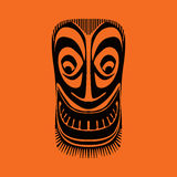 Tribal mask Royalty Free Stock Images