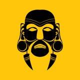 Tribal mask Stock Photos