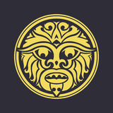 Tribal Mask Royalty Free Stock Image