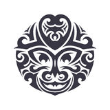 Tribal Mask Royalty Free Stock Photos