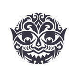 Tribal Mask Stock Photos
