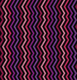 Tribal multicolored pattern. Stock Photography
