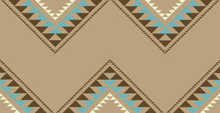 Tribal, natif américain, configurations de dessin de mode Image libre de droits