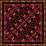 Tribal Ornament Pattern Royalty Free Stock Images