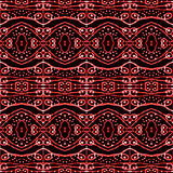 Tribal Ornament Pattern Royalty Free Stock Image