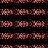 Tribal Ornament Pattern Royalty Free Stock Photography