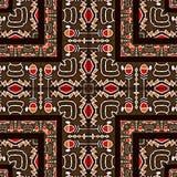 Tribal Ornament Pattern Royalty Free Stock Photo