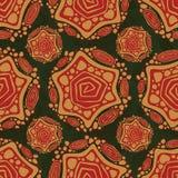 Tribal pattern Stock Image