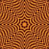 Tribal pattern Stock Photo