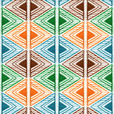 Tribal Pattern Stock Photo