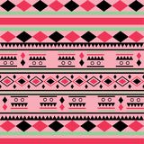 Tribal Pattern. Eccentric Tribal Pattern for Use Stock Images