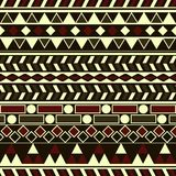 Tribal pattern Royalty Free Stock Photography