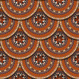 Tribal pattern Royalty Free Stock Photos