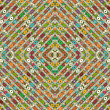 Tribal pattern Royalty Free Stock Images