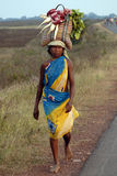 Tribal People in India Royalty Free Stock Images
