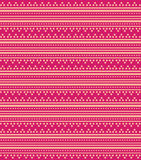 Tribal pink background Royalty Free Stock Photography