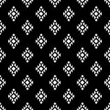 Tribal seamless ethnic background stylish primitive geometric patterns trendy print modern abstract wallpaper with. Grunge texture vector illustration Stock Images