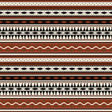 Tribal seamless pattern Stock Images